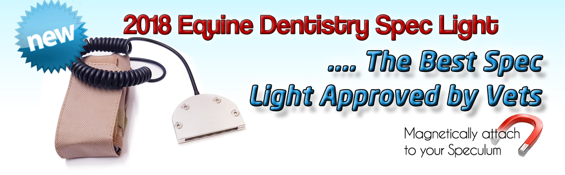 equine dental spec light horse dental
