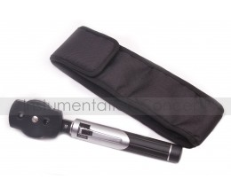 Veterinary Ophthalmoscope Set FIbre Glass & Alluminium