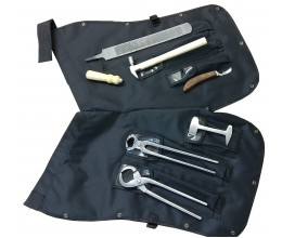 Farrier Hoof Kit with Chaps