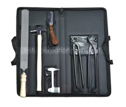 Farrier Hoof Kit Black Coated