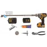 ProFloat™ Equine Power Tool Float Kit Basic
