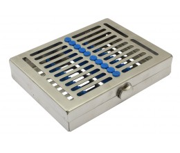 Sterilisation Cassette for Dental Picks and Probes