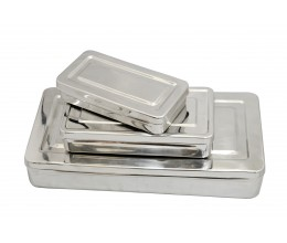 Surgical Instrument Steel Boxes